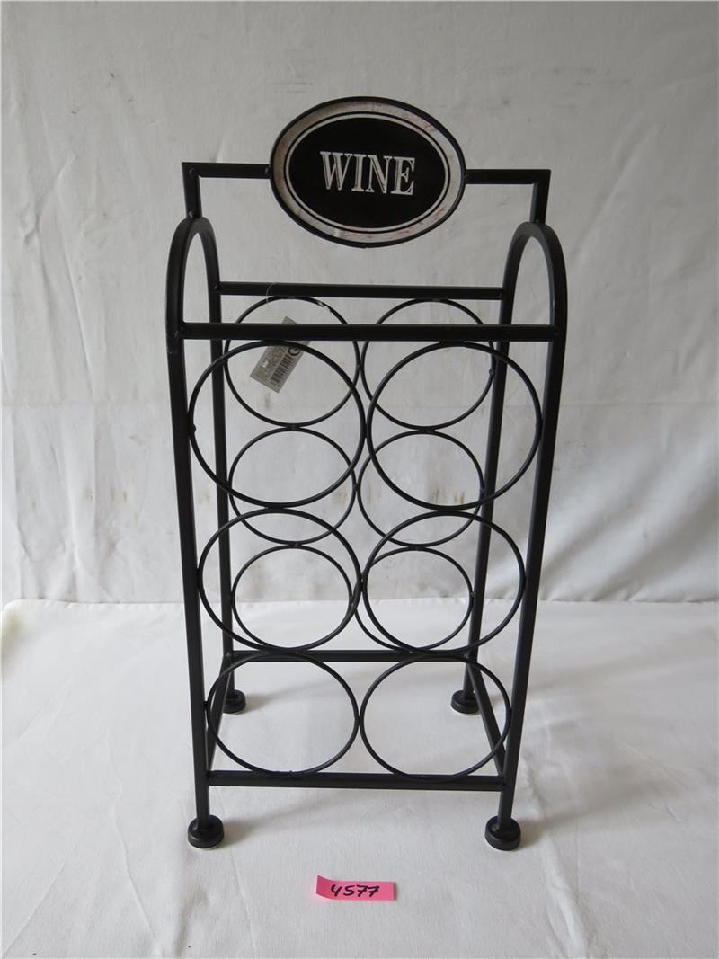 weinregal weinst nder metall flaschenregal weinhalter. Black Bedroom Furniture Sets. Home Design Ideas